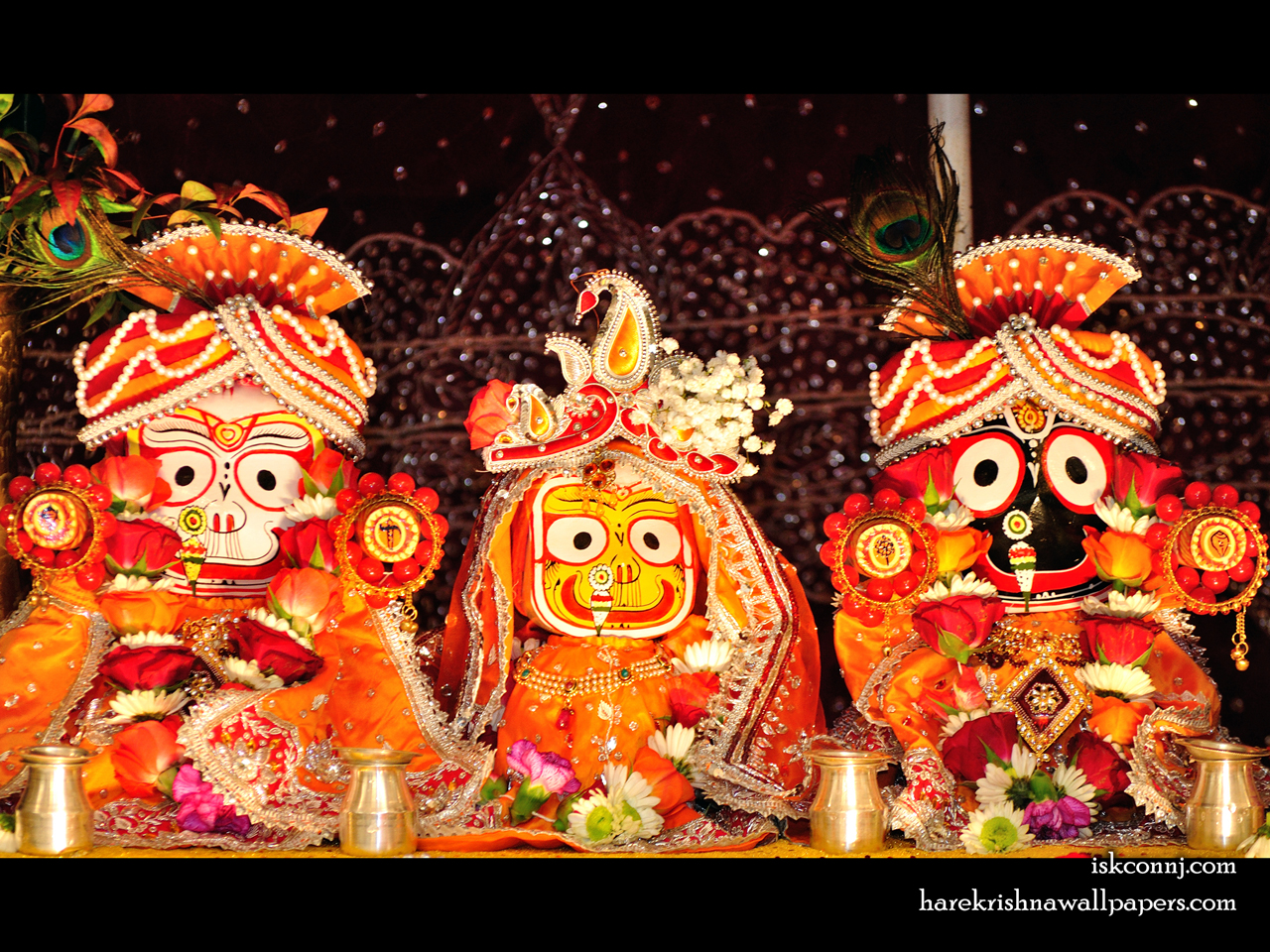 Jagannath Baladeva Subhadra Wallpaper (003) Size 1280x960 Download