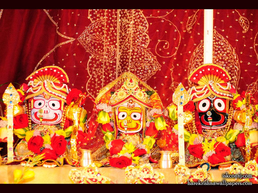 Jagannath Baladeva Subhadra Wallpaper (004) Size 1024x768 Download
