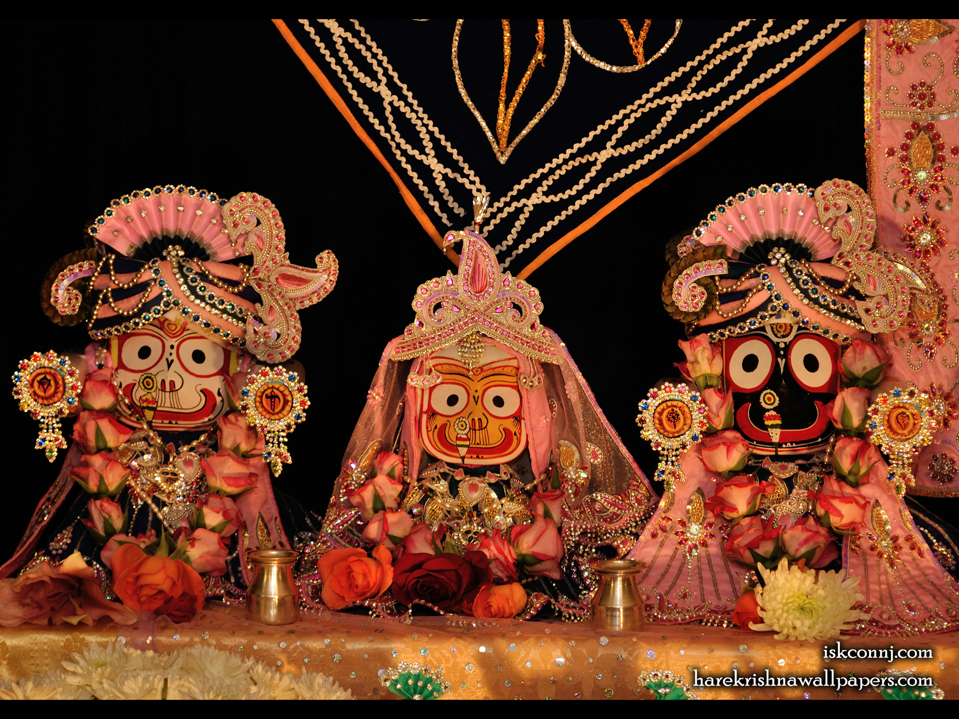 Jagannath Baladeva Subhadra Wallpaper (005) Size 1920x1440 Download