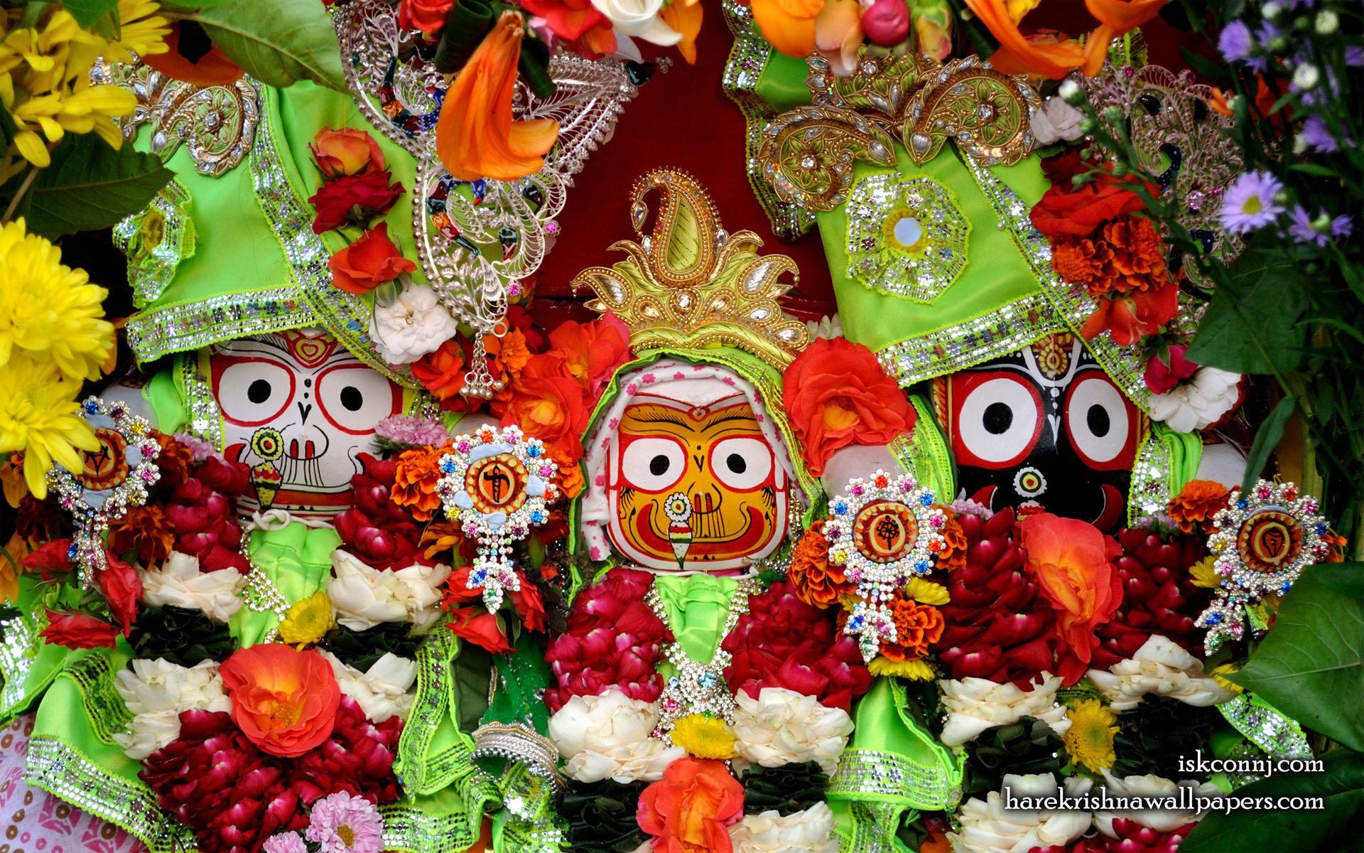 Jagannath Baladeva Subhadra Wallpaper (006) Size 1920x1200 Download