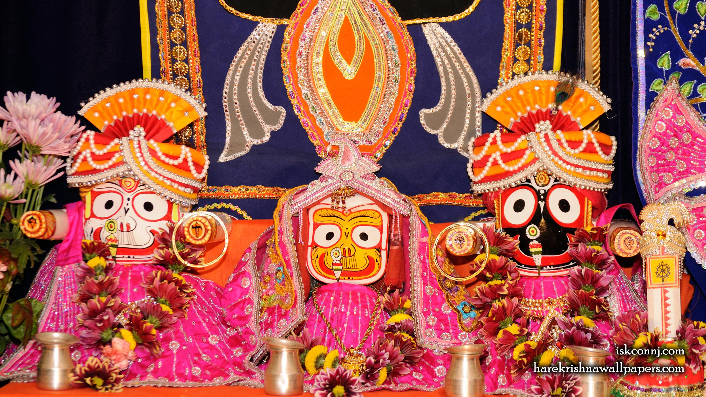Jagannath Baladeva Subhadra Wallpaper (007) Size 2400x1350 Download