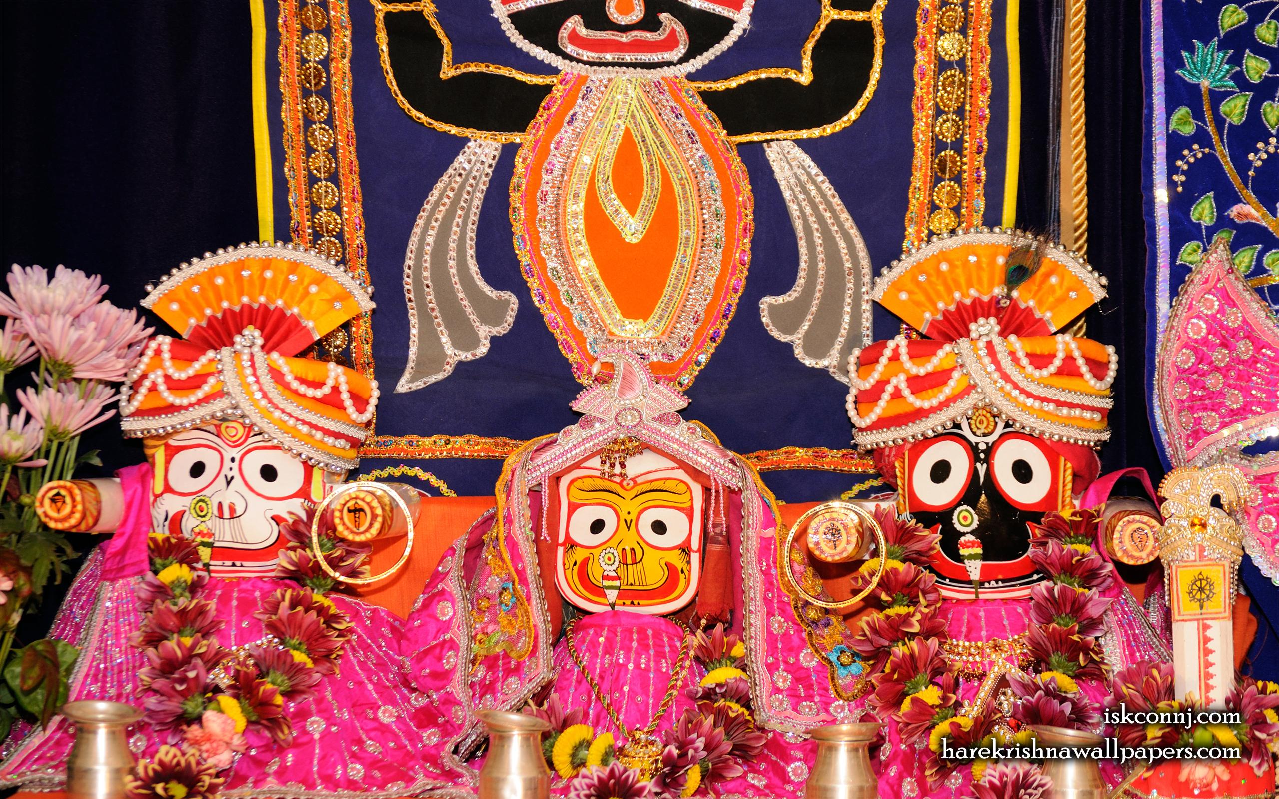 Jagannath Baladeva Subhadra Wallpaper (007) Size 2560x1600 Download