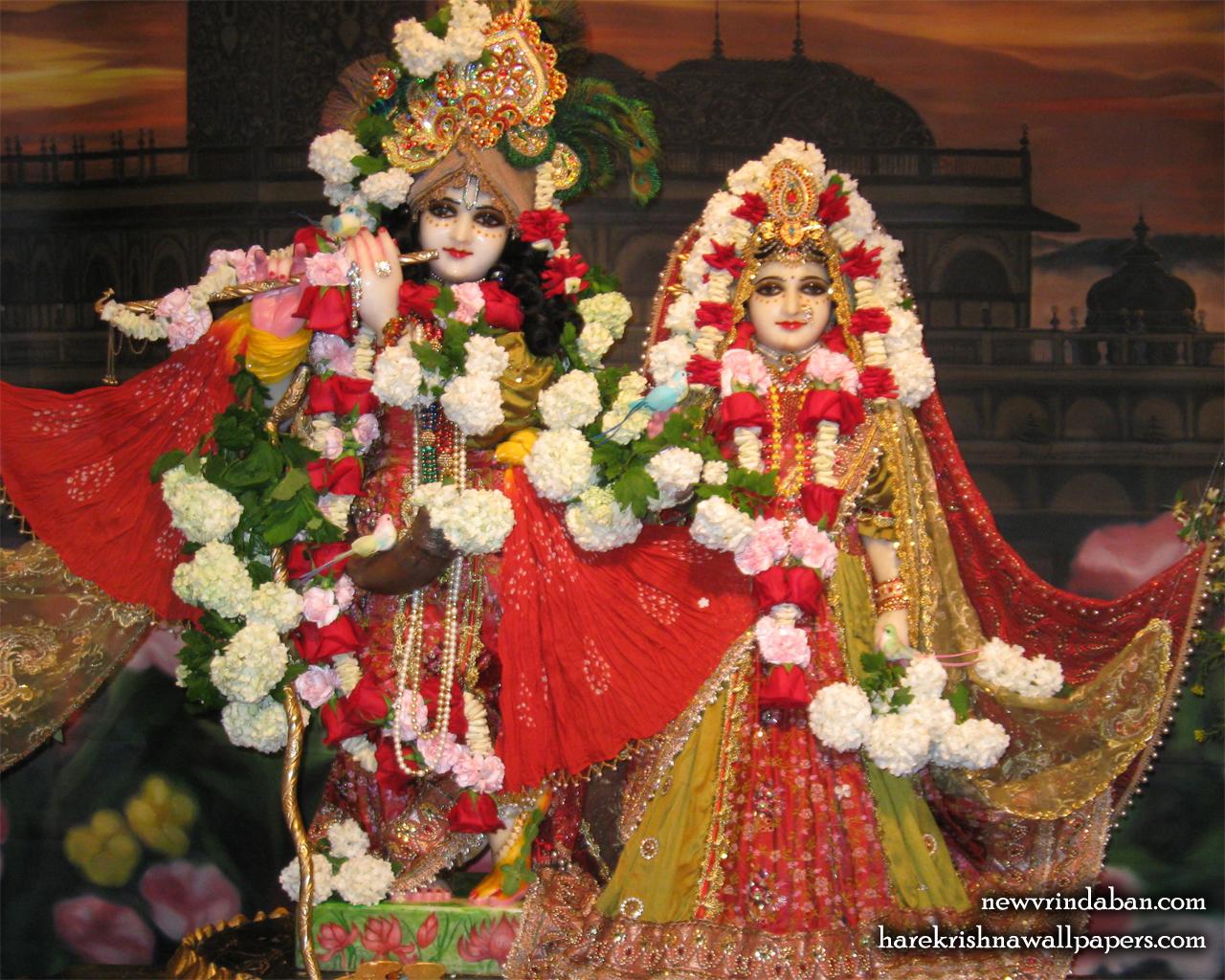 Sri Sri Radha Vrindavana Chandra Wallpaper (001) Size 1280x1024 Download