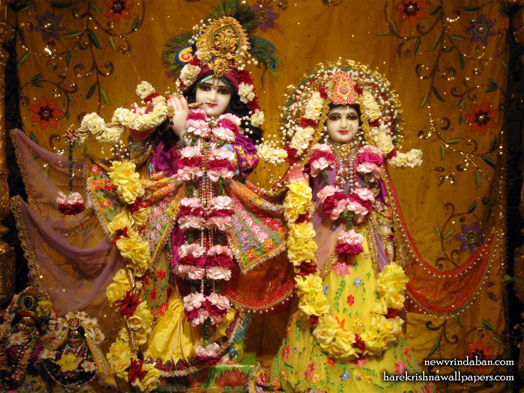 Sri Sri Radha Vrindavana Chandra Wallpaper (002) Size 1024x768 Download