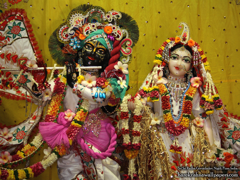 Sri Sri Radha Govind Close up Wallpaper (004) Size 800x600 Download