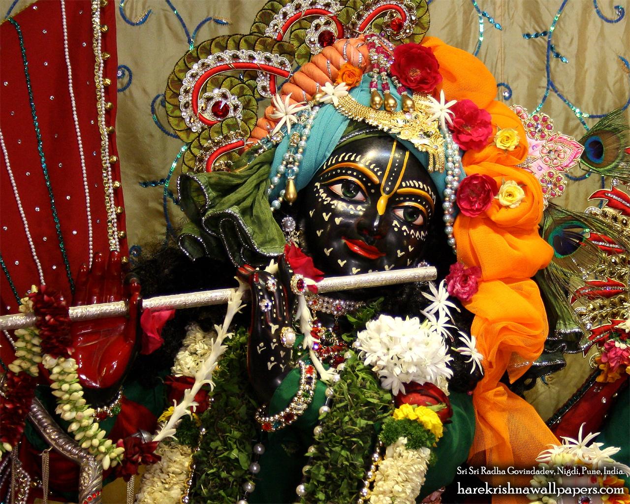Sri Govind Close up Wallpaper (005) Size 1280x1024 Download