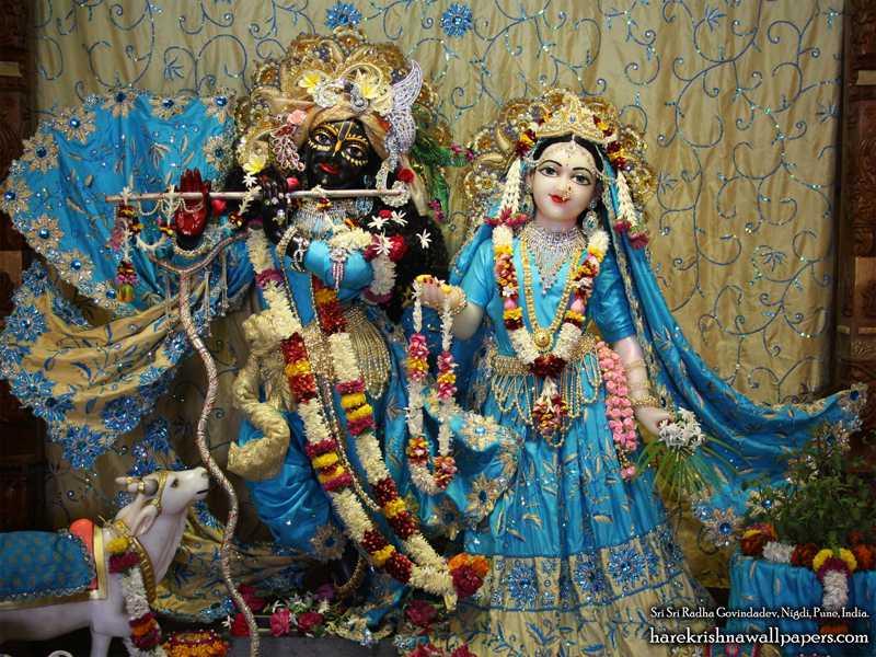 Sri Sri Radha Govind Wallpaper (011)