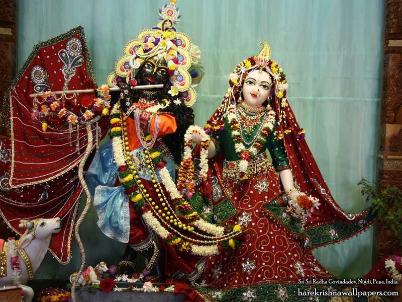 Sri Sri Radha Govind Wallpaper (012)