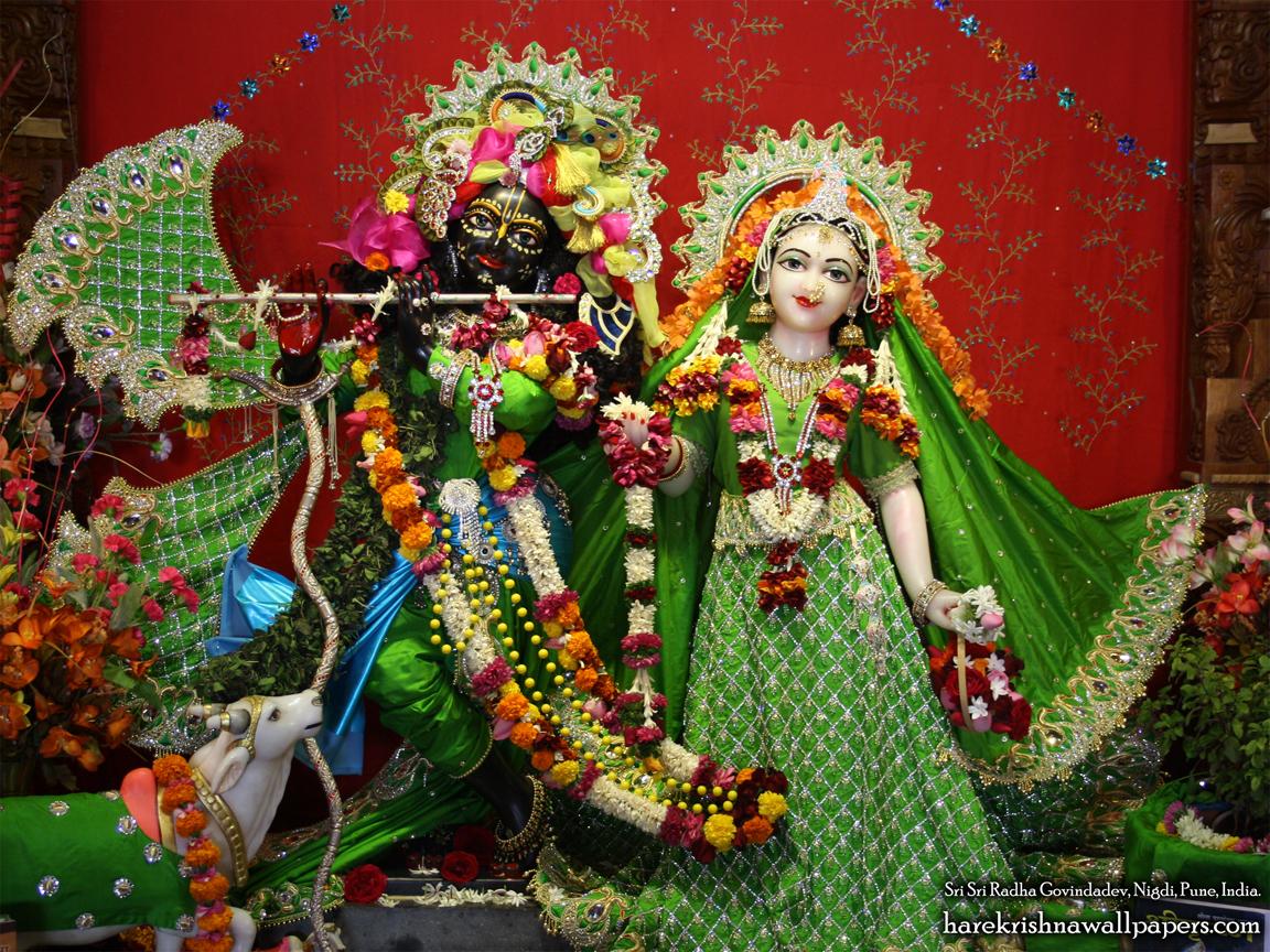 Sri Sri Radha Govind Wallpaper (013) Size 1152x864 Download