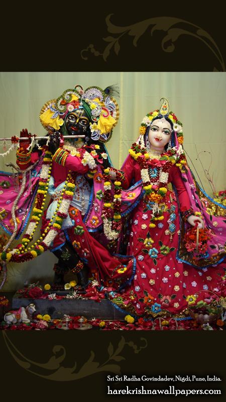 Sri Sri Radha Govind Wallpaper (014) Size 450x800 Download