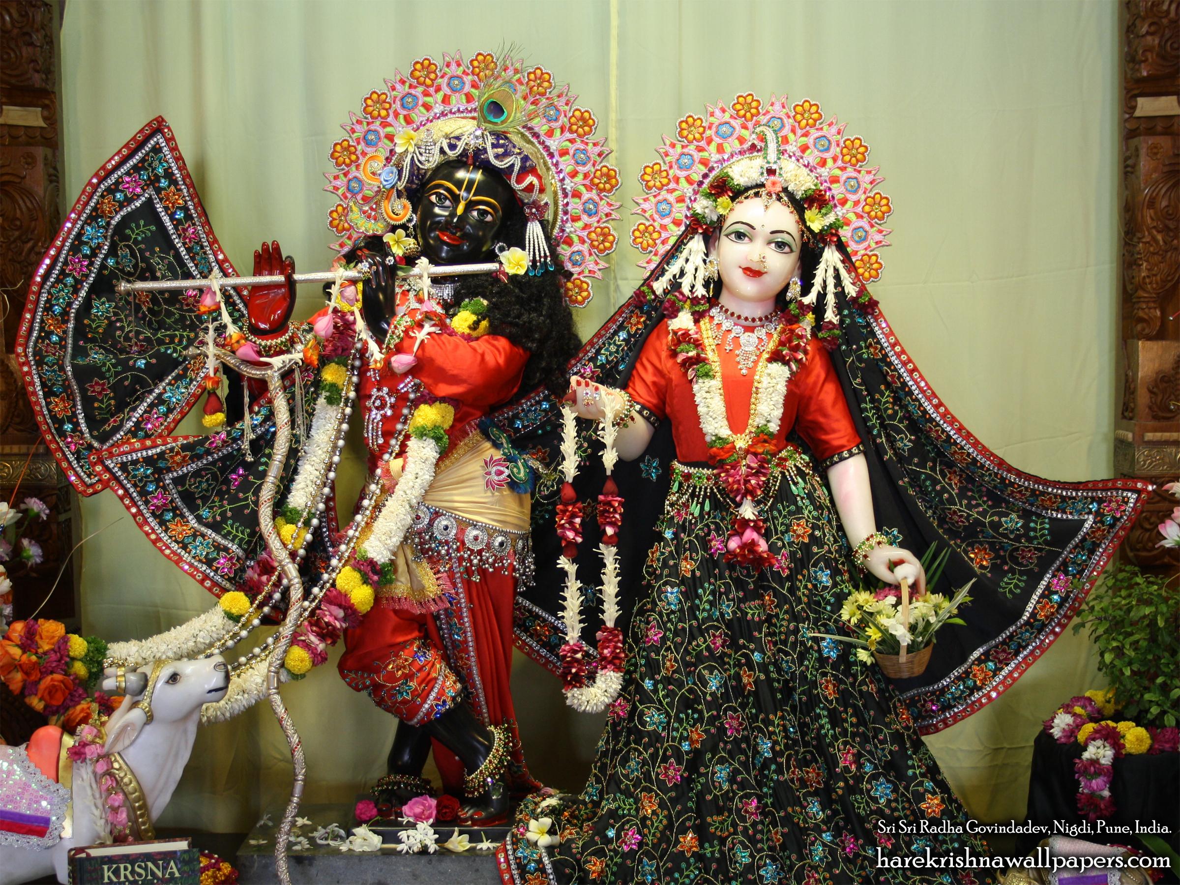Sri Sri Radha Govind Wallpaper (015) Size 2400x1800 Download
