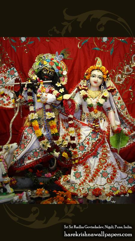 Sri Sri Radha Govind Wallpaper (017) Size 450x800 Download