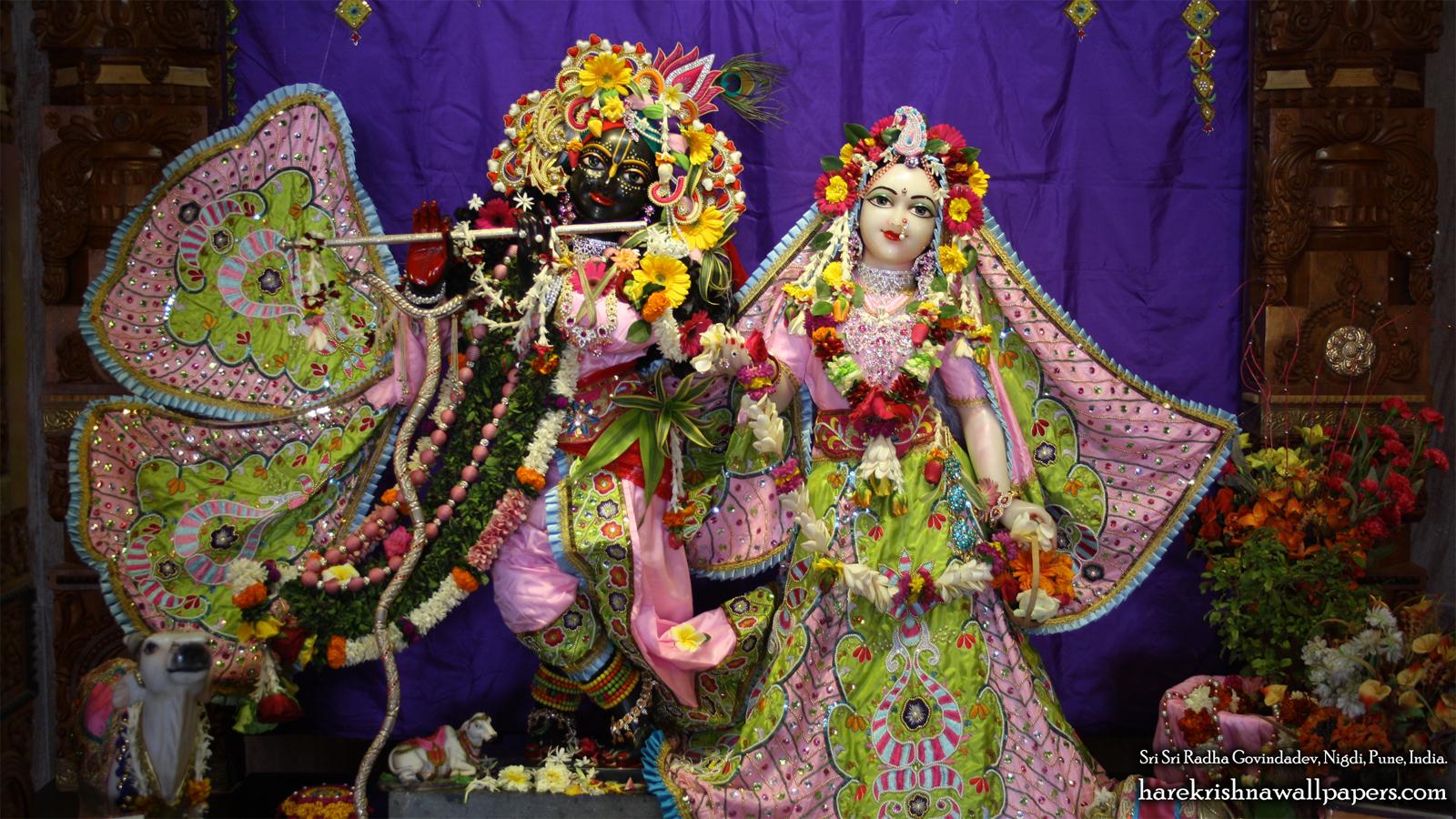 Sri Sri Radha Govind Wallpaper (019) Size 1600x900 Download