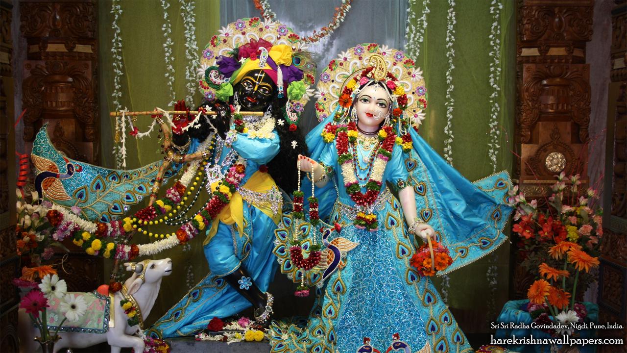 Sri Sri Radha Govind Wallpaper (021) Size 1280x720 Download