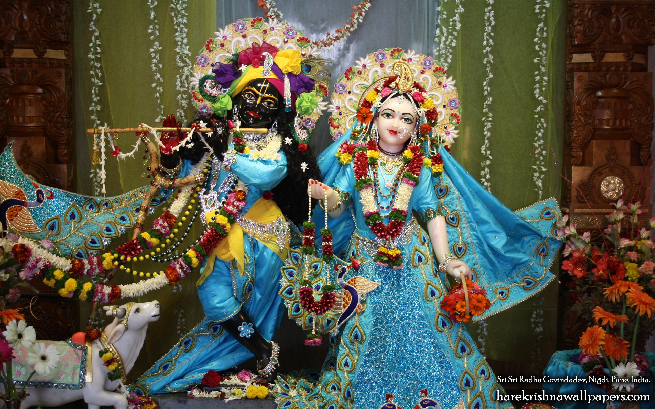 Sri Sri Radha Govind Wallpaper (021) Size 2560x1600 Download