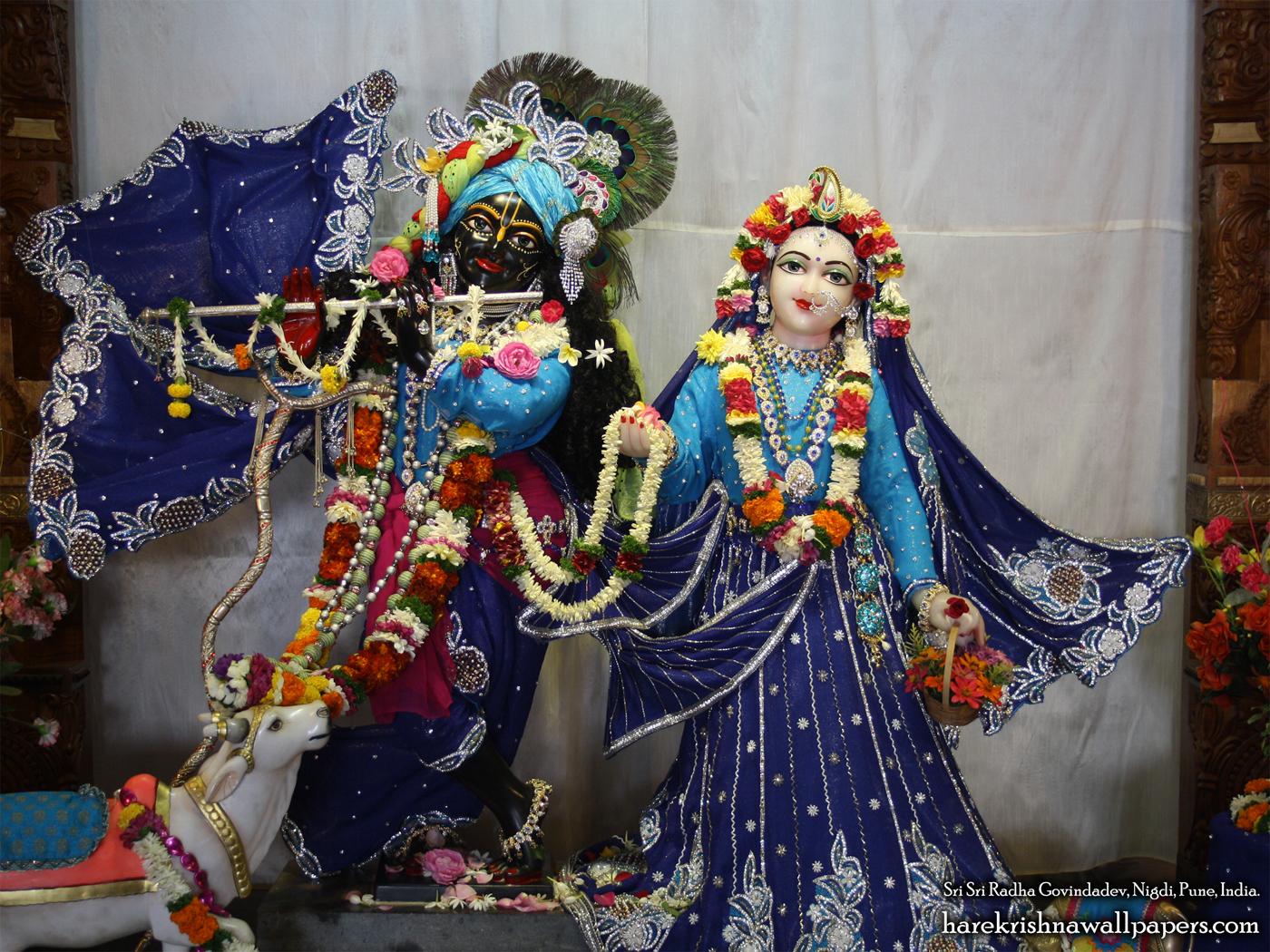 Sri Sri Radha Govind Wallpaper (022) Size 1400x1050 Download
