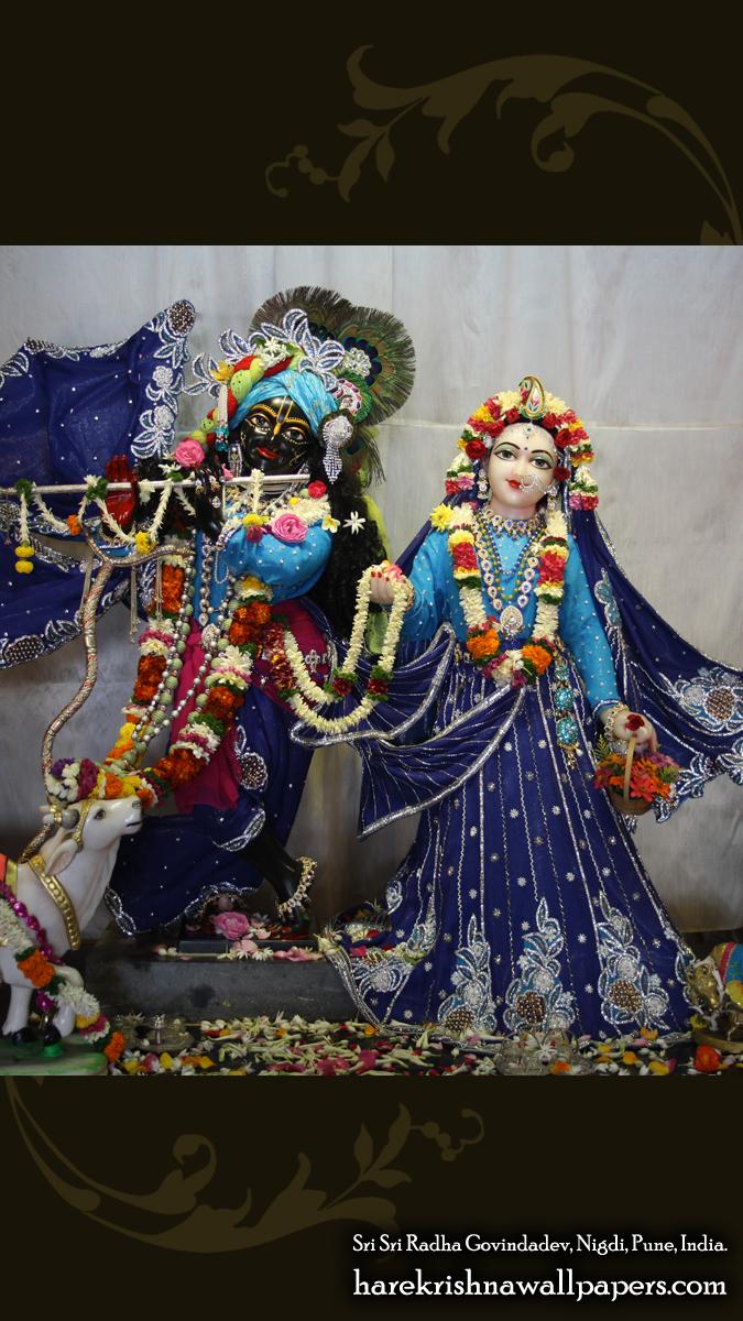 Sri Sri Radha Govind Wallpaper (022) Size 675x1200 Download