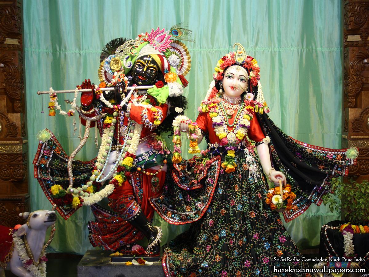 Sri Sri Radha Govind Wallpaper (024) Size 1200x900 Download
