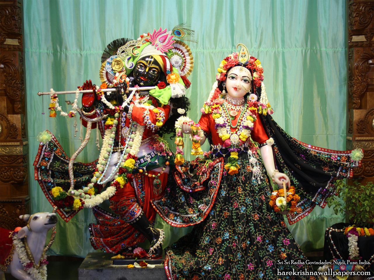 Sri Sri Radha Govind Wallpaper (024) Size 1280x960 Download