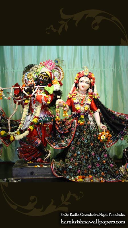 Sri Sri Radha Govind Wallpaper (024) Size 450x800 Download