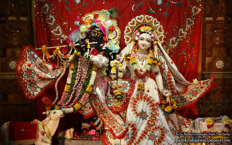Sri Sri Radha Govind Wallpaper (025) Size 1440x900 Download