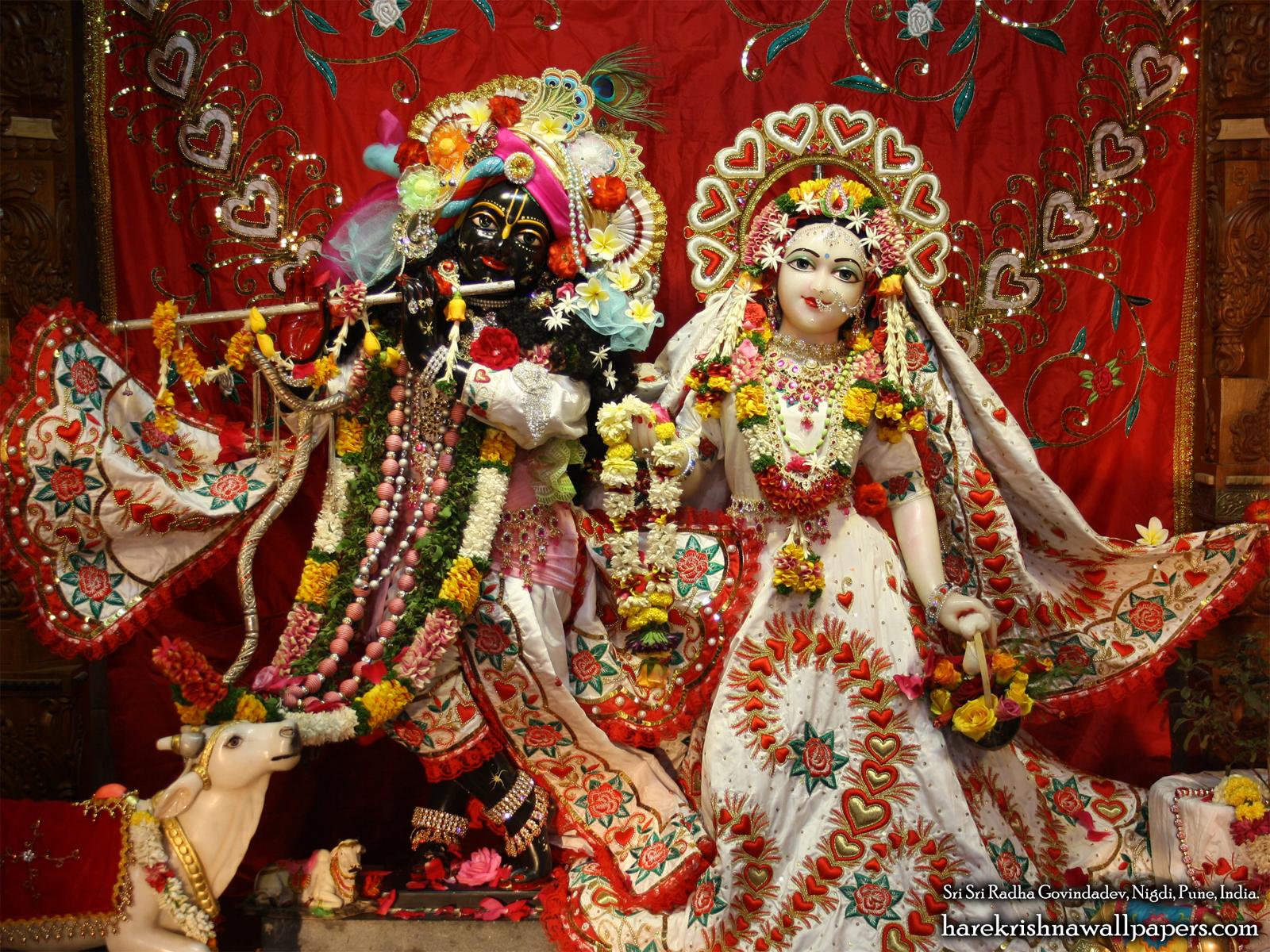 Sri Sri Radha Govind Wallpaper (025) Size1600x1200 Download
