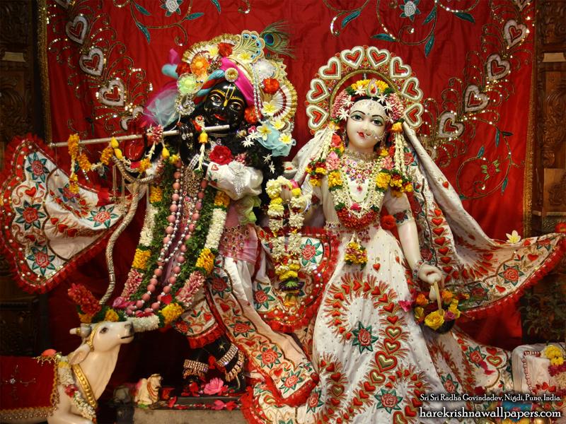 Sri Sri Radha Govind Wallpaper (025) Size 800x600 Download