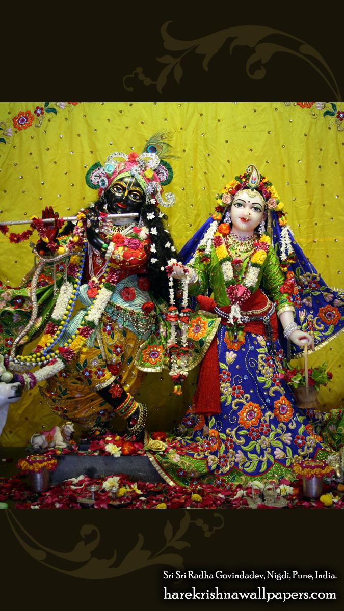 Sri Sri Radha Govind Wallpaper (026) Size 675x1200 Download