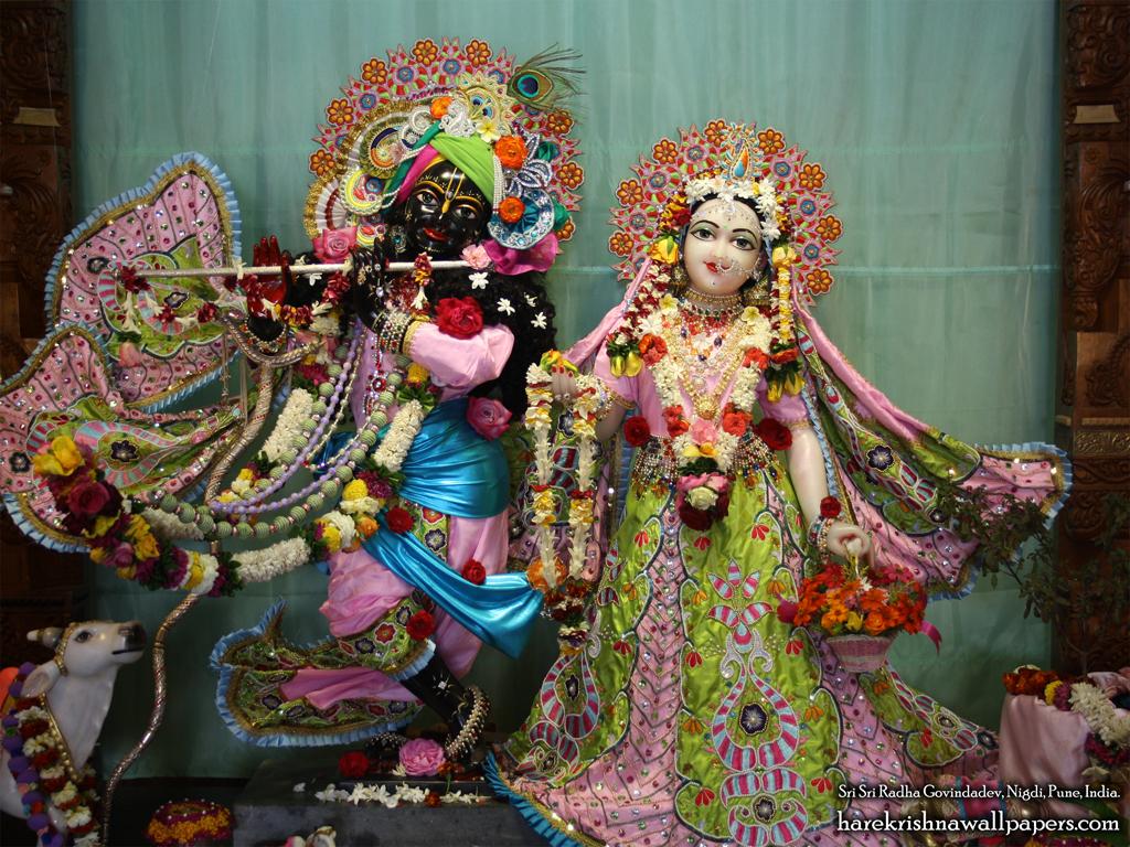 Sri Sri Radha Govind Wallpaper (027) Size 1024x768 Download