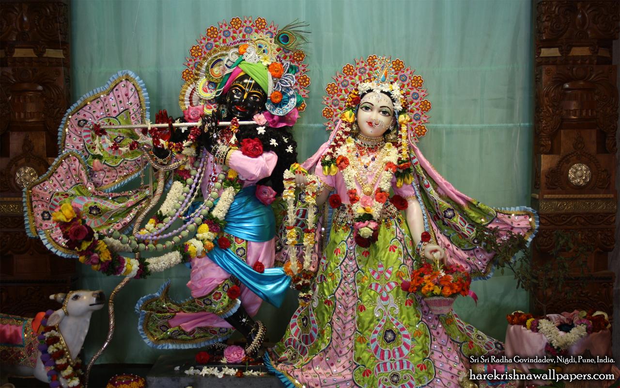 Sri Sri Radha Govind Wallpaper (027) Size 1280x800 Download