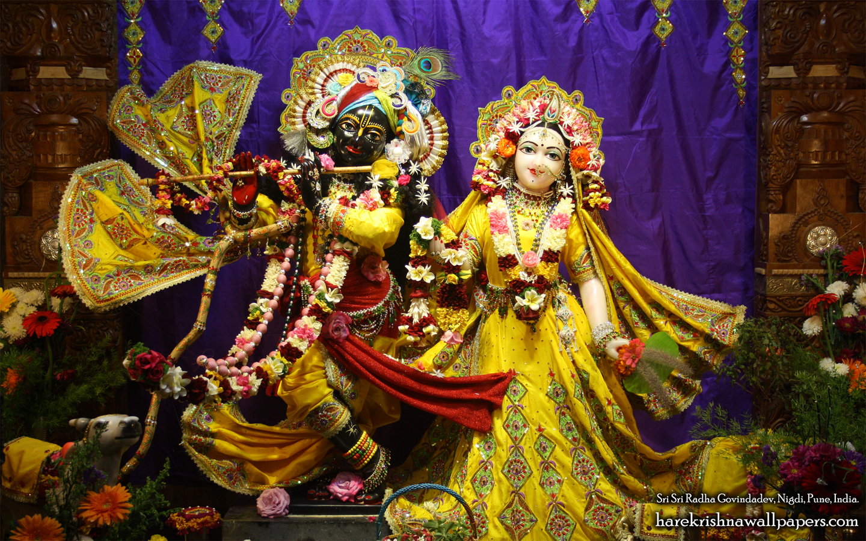 Sri Sri Radha Govind Wallpaper (028) Size 1440x900 Download
