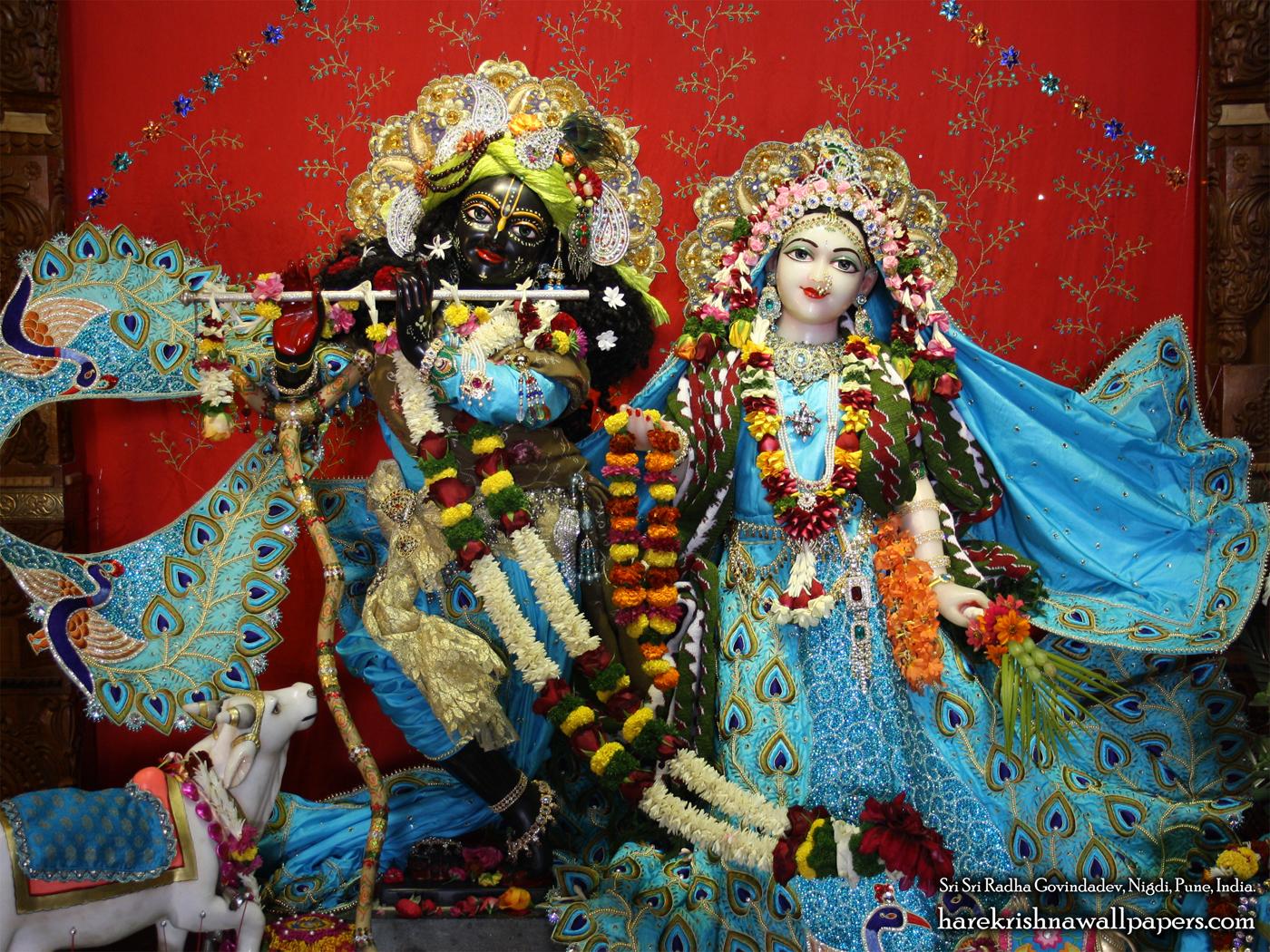 Sri Sri Radha Govind Wallpaper (033) Size 1400x1050 Download