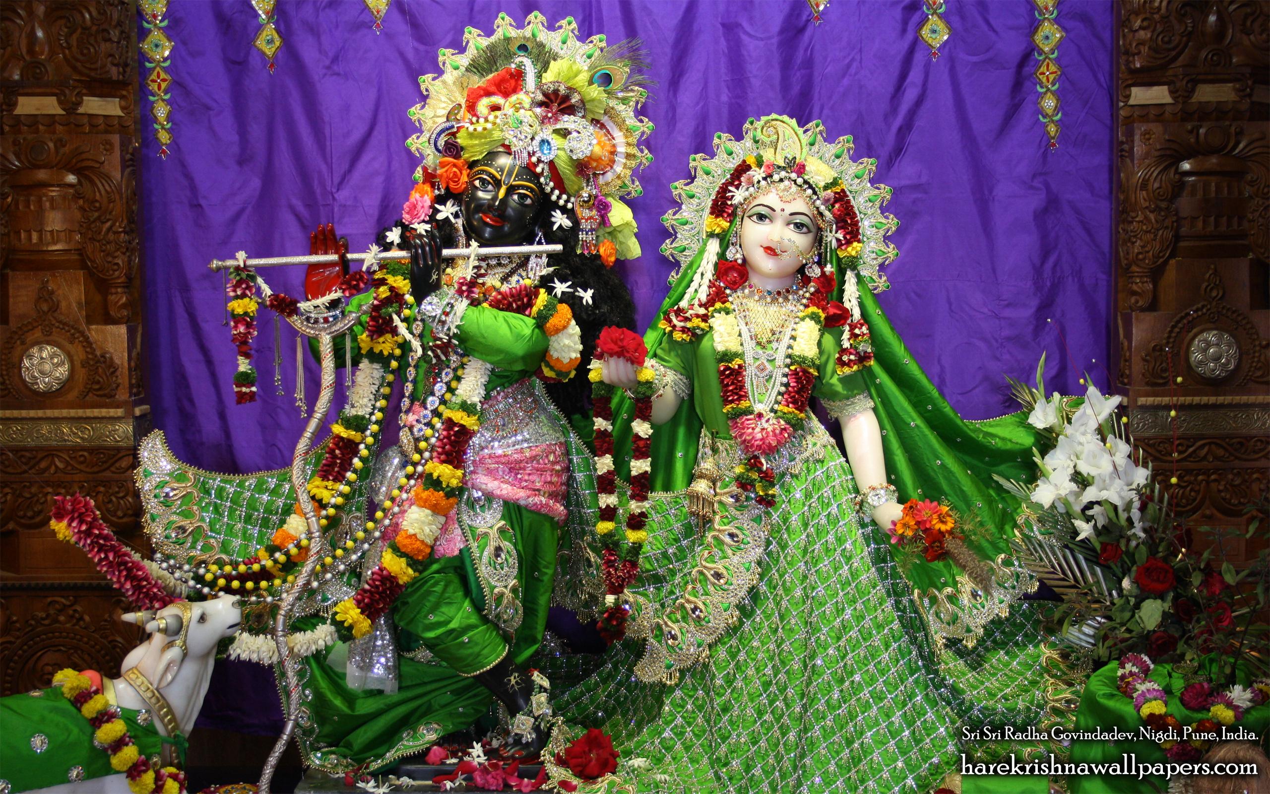 Sri Sri Radha Govind Wallpaper (034) Size 2560x1600 Download