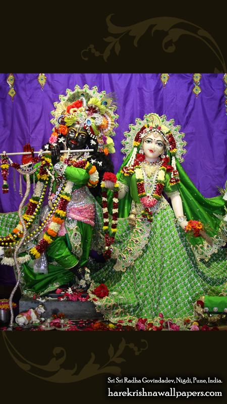 Sri Sri Radha Govind Wallpaper (034) Size 450x800 Download