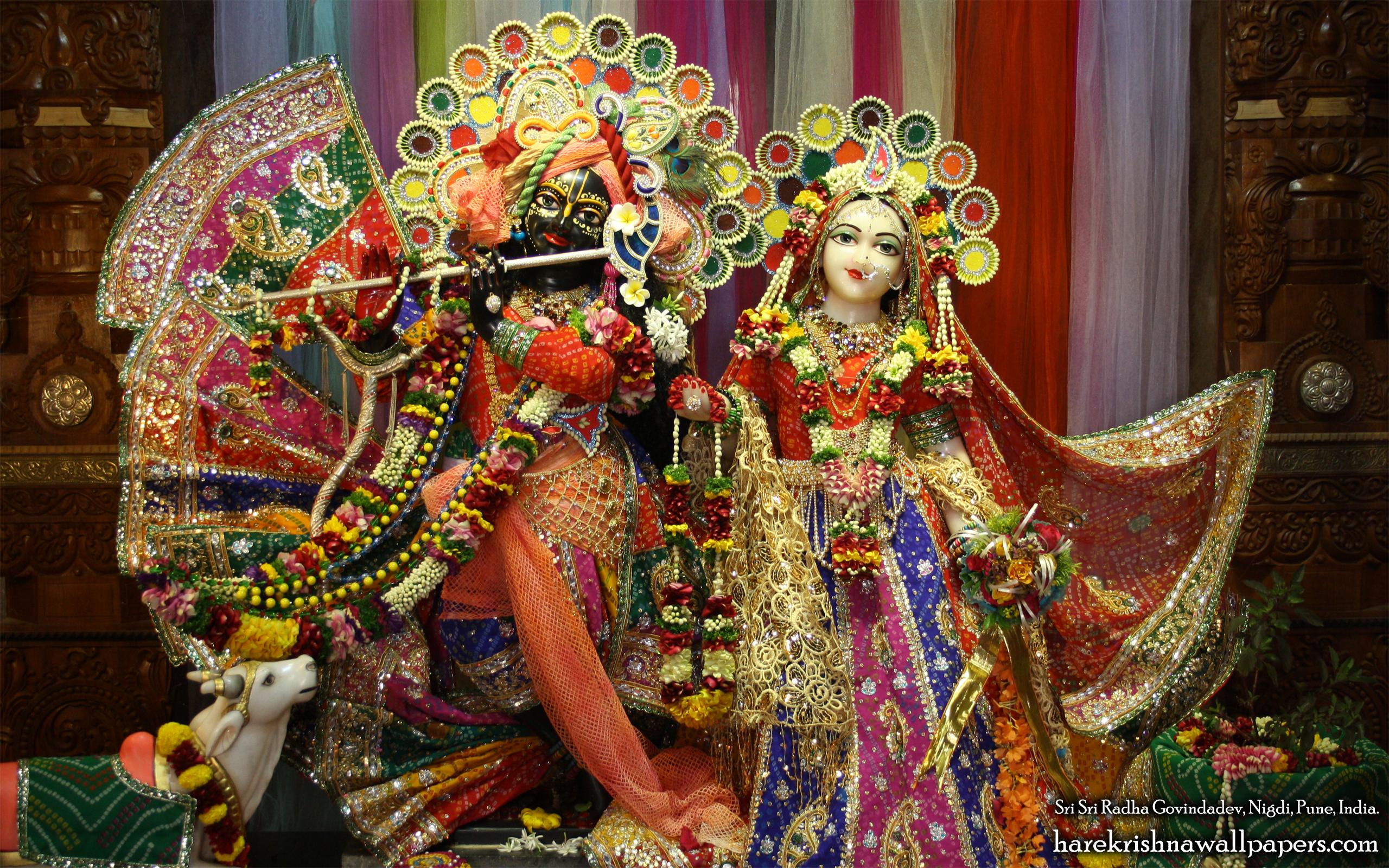 Sri Sri Radha Govind Wallpaper (036) Size 2560x1600 Download