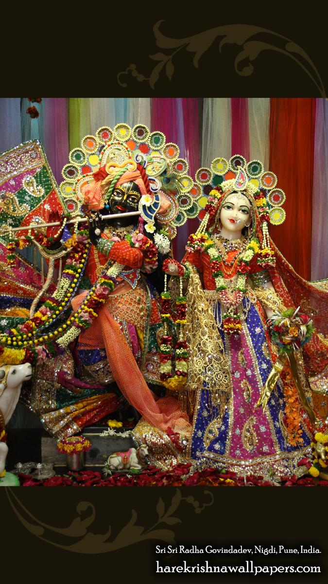 Sri Sri Radha Govind Wallpaper (036) Size 675x1200 Download