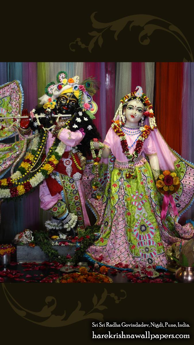 Sri Sri Radha Govind Wallpaper (038) Size 675x1200 Download