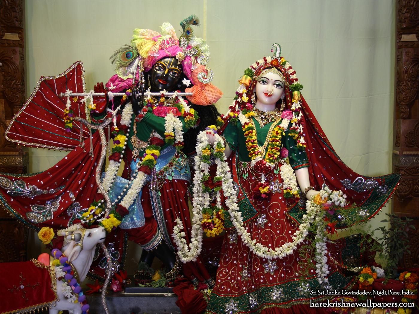 Sri Sri Radha Govind Wallpaper (039) Size 1400x1050 Download