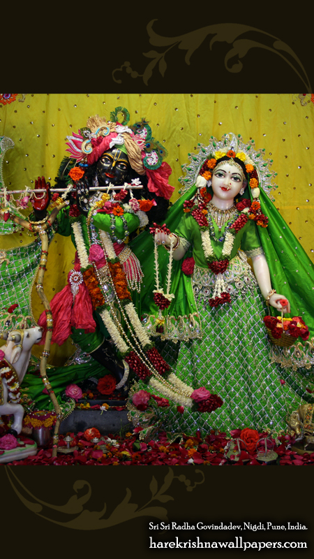 Sri Sri Radha Govind Wallpaper (040) Size 450x800 Download