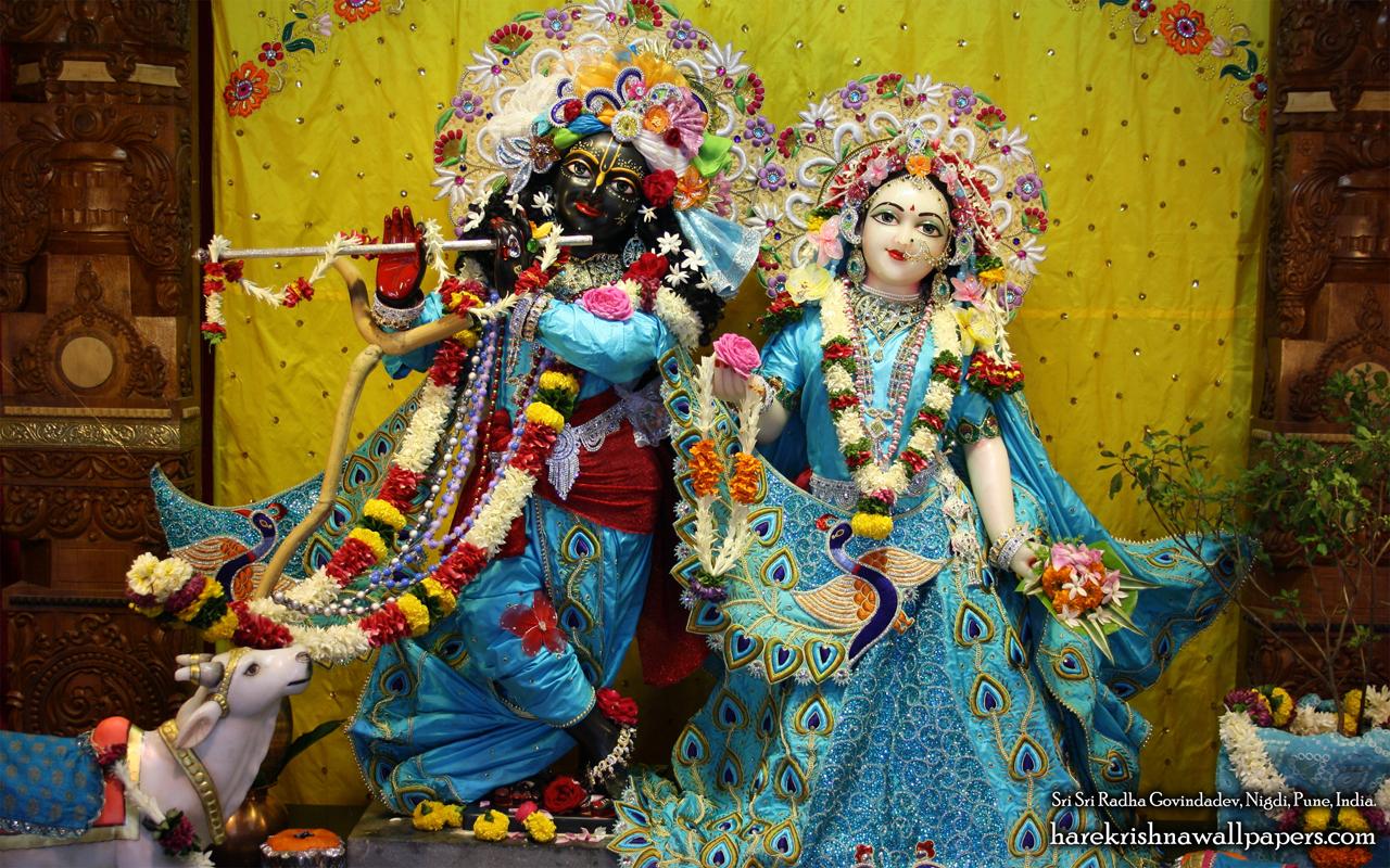 Sri Sri Radha Govind Wallpaper (044) Size 1280x800 Download