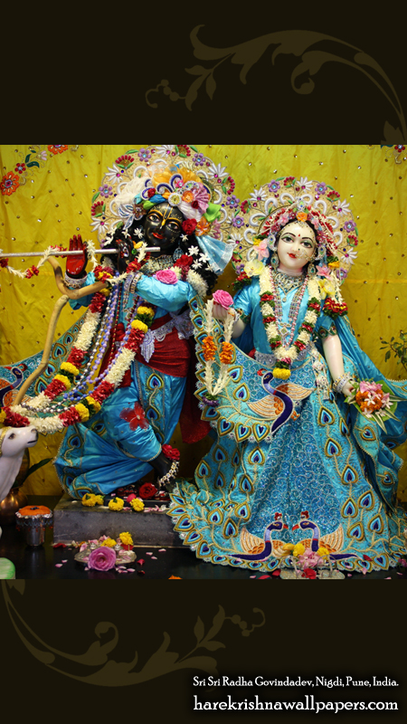 Sri Sri Radha Govind Wallpaper (044) Size 450x800 Download