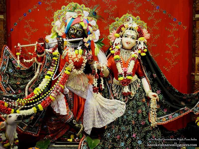 Sri Sri Radha Govind Wallpaper (045)