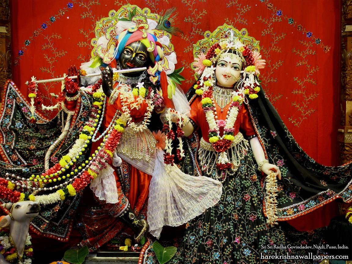 Sri Sri Radha Govind Wallpaper (045) Size 1152x864 Download