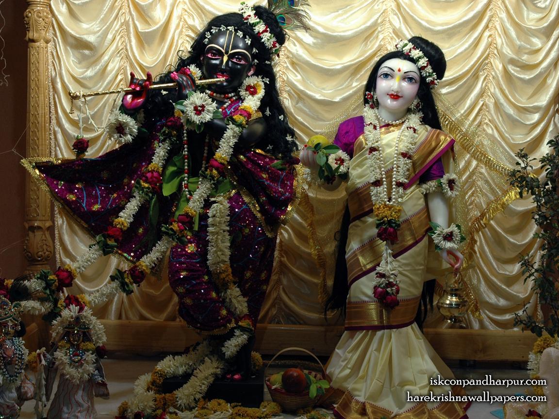 Sri Sri Radha Pandharinath Wallpaper (001) Size 1152x864 Download