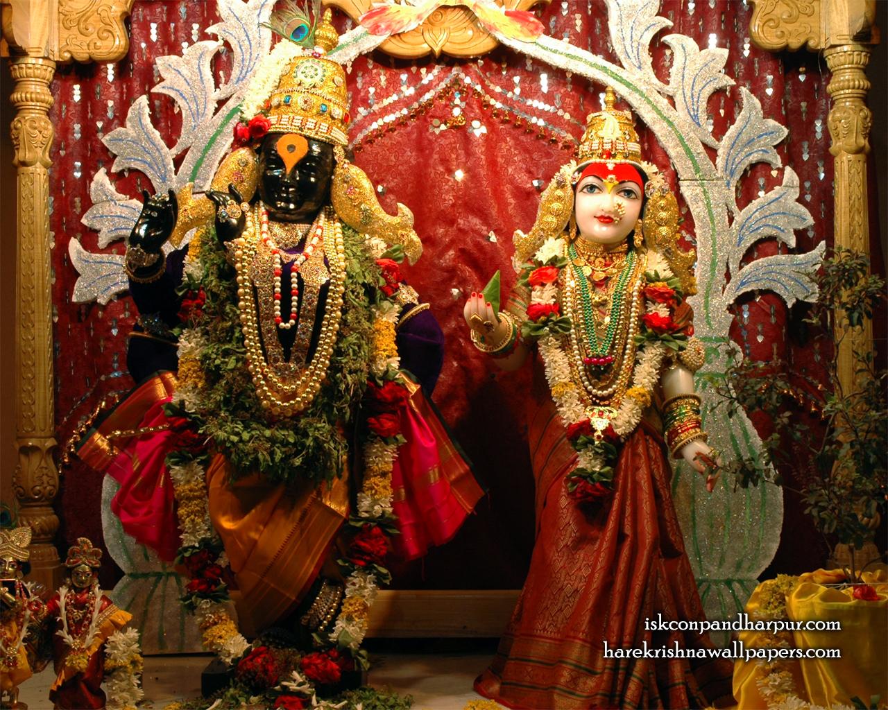 Sri Sri Radha Pandharinath Wallpaper (002) Size 1280x1024 Download