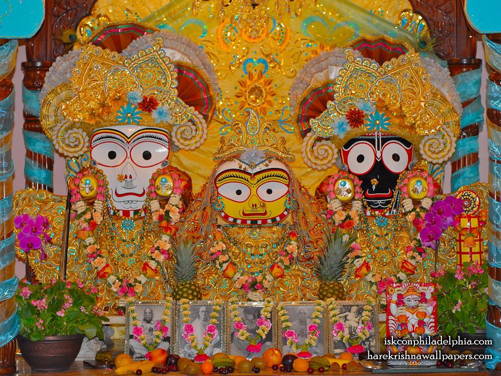 Jagannath Baladeva Subhadra Wallpaper (001) Size 1024x768 Download