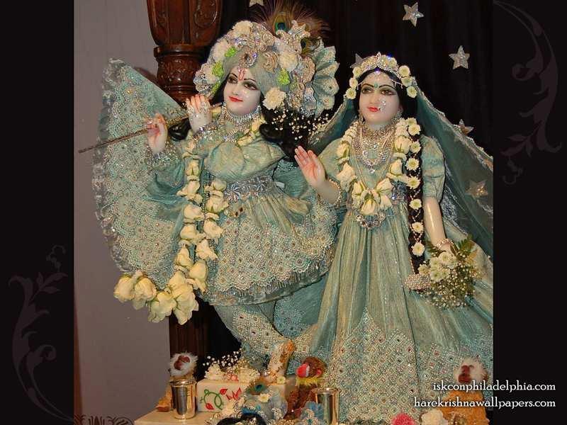Sri Sri Radha Krishna Wallpaper (001)