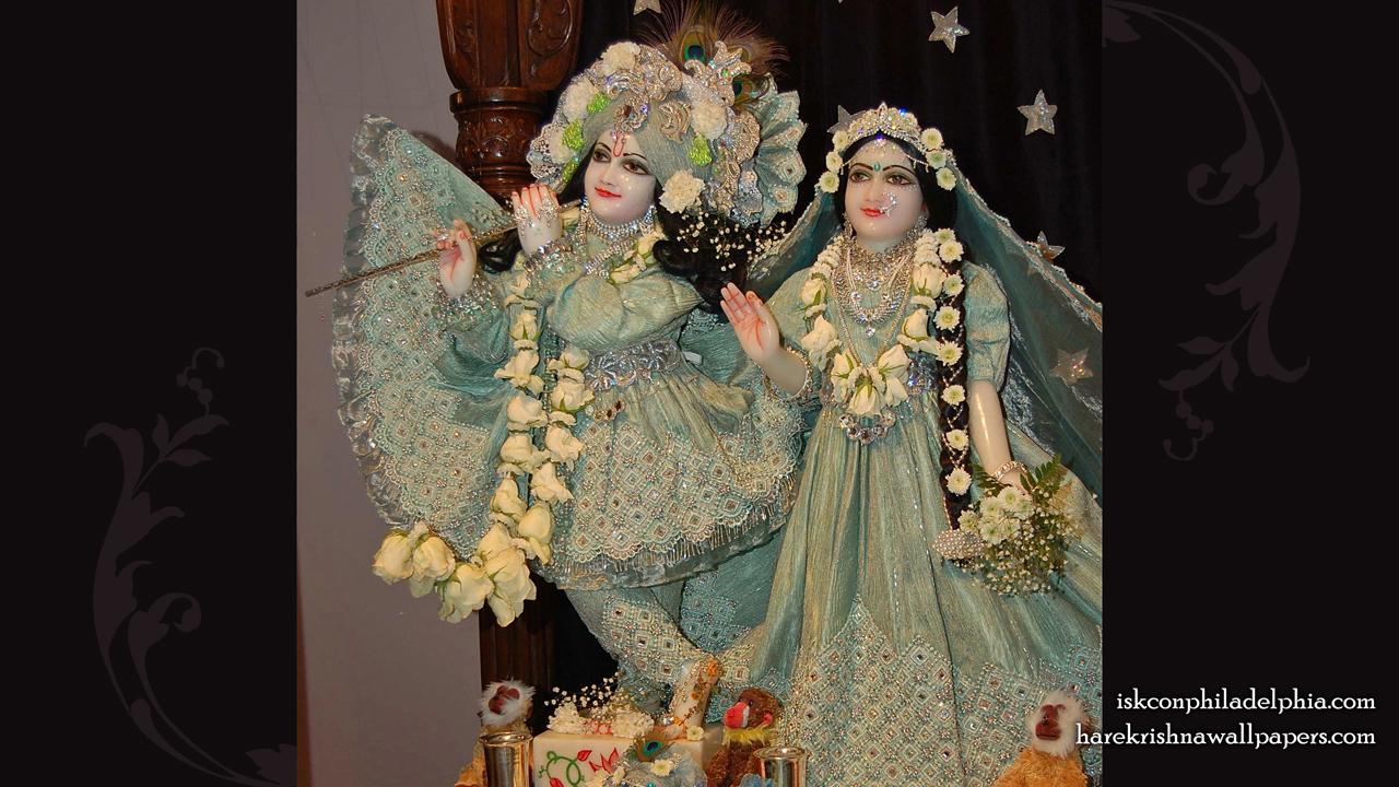 Sri Sri Radha Krishna Wallpaper (001) Size 1280x720 Download