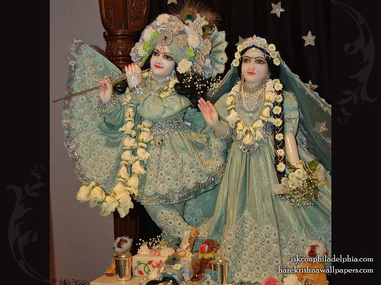Sri Sri Radha Krishna Wallpaper (001) Size 1280x960 Download