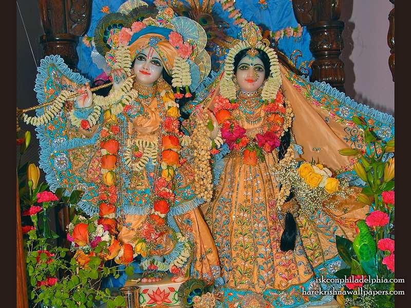 Sri Sri Radha Krishna Wallpaper (002)